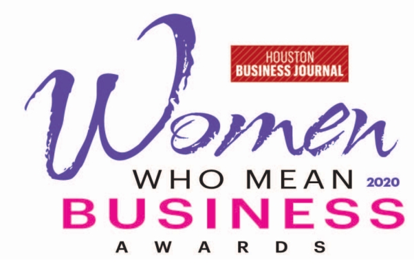 """Houston Business Journal """"Women Who Mean Business"""" 2020"""